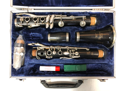 "Boosey & Hawkes ""Besson 55"" Bb Clarinet Outfit"