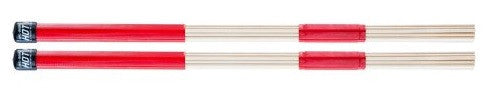 "PRO-MARK ""HOT RODS"" DOWEL DRUM STICKS, 19 WOODEN DOWELS"