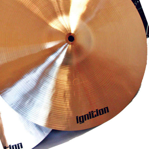 "DREAM ""IGNITION"" 3 PC. CYMBAL SET, INCLUDES 14"" HATS, 16"" CRASH, 20"" RIDE & BAG"