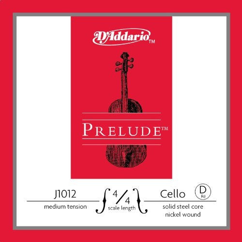 "PRELUDE CELLO ""D"" STRING, NICKLE WOUND"