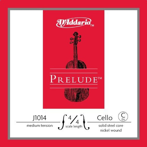 "PRELUDE CELLO ""C"" STRING, NICKEL WOUND"