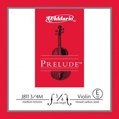 "PRELUDE VIOLIN ""E"" STRING, MEDIUM"
