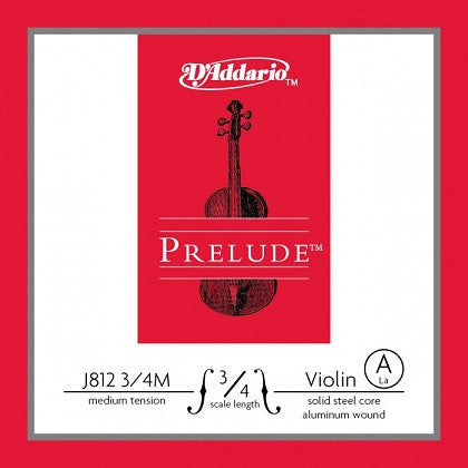 "PRELUDE 3/4 VIOLIN ""A"" STRING, MEDIUM"