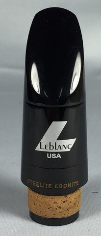 "LEBLANC ""STEELITE"" E FLAT CLARINET MOUTHPIECE, MEDIUM FACING"