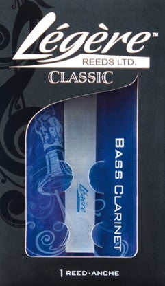"LEGERE ""CLASSIC"" BASS CLARINET REED"