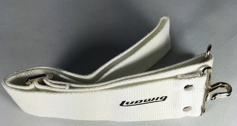 LUDWIG WAIST SLING FOR STRIDER CARRIER, WHITE