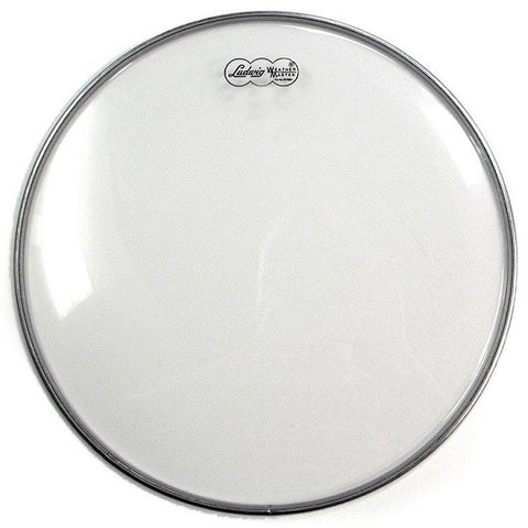 "LUDWIG BATTER HEAD, 13"", CLEAR HEAVY"