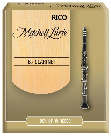 MITCHELL LURIE CLARINET REEDS, BOX OF 10