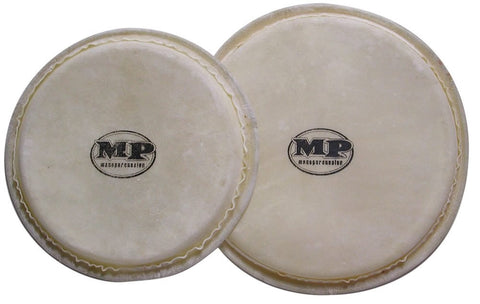 "MANO BONGO HEADS, PAIR OF 7"" & 8"""