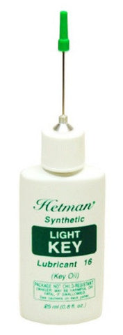 "HETMAN #16 ""LIGHT"" SYNTHETIC KEY OIL"