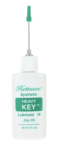 "HETMAN #18 ""HEAVY"" SYNTHETIC KEY OIL"