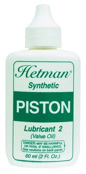 "HETMAN #2 ""MEDIUM"" SYNTHETIC VALVE OIL"
