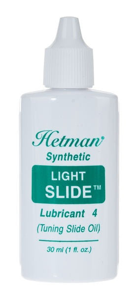 "HETMAN #4 ""LIGHT"" SYNTHETIC TUNING SLIDE OIL"