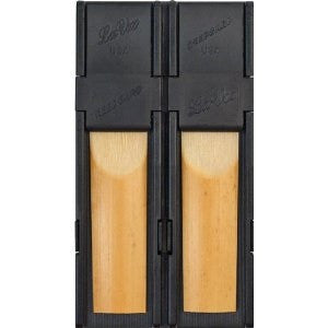 LA VOZ  CLARINET & ALTO SAX REED GUARD, HOLDS 4