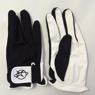 PRO BEAT MEDIUM DRUMMER'S GLOVES, BLACK