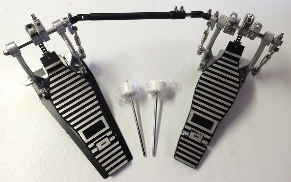 MUSICARE DOUBLE BASS DRUM FOOT PEDAL