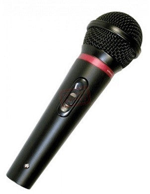 PROFILE MICROPHONE, UNI DIRECTIONAL, 100Hz-10KHz, w/ CABLE & CASE