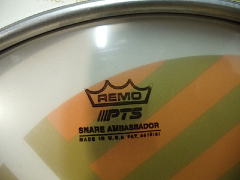 REMO PTS SNARE SIDE HEAD, 14""