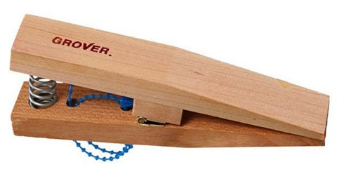 GROVER WOODEN PRO TRIANGLE CLIP HOLDER