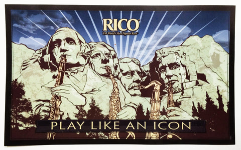 "POSTER, RICO ""PLAY LIKE AN ICON"""