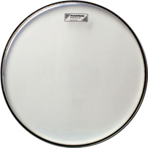 "AQUARIAN ""RESPONSE 2"" BATTER HEAD, 10"" CLEAR"
