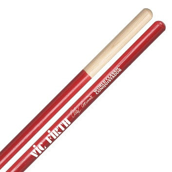 "VIC FIRTH TIMBALE STICKS ""ALEX ACUNA SIGNATURE"""