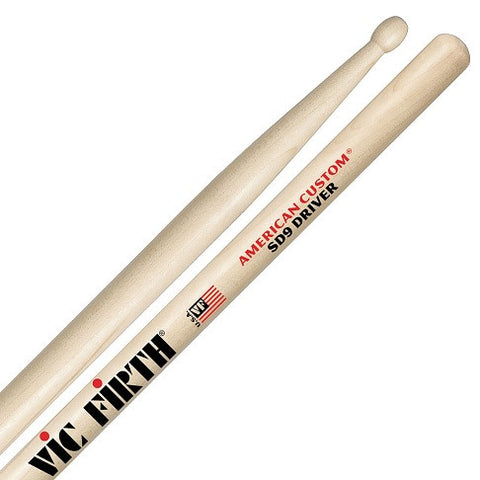 "VIC FIRTH CUSTOM DRUM STICKS ""DRIVER"""
