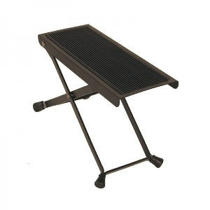 SOLUTIONS GUITAR FOOT STOOL, BLACK