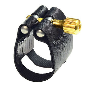 "ROVNER ""LIGHT"" CLARINET LIGATURE, # L5, FOR ALL MOUTHPIECES"