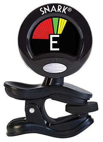 SNARK CLIP-ON CHROMATIC TUNER, FOR GUITAR, BASS & VIOLIN