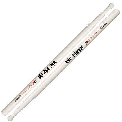 "VIC FIRTH ""HARDIMON"" SIG. MARCHING STICKS, NYLON TIP, CORPSMASTER"