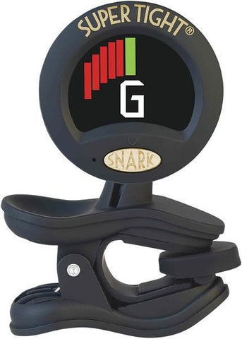 "SNARK ST-8 CLIP-ON ""SUPER TIGHT"" CHROMATIC TUNER, FOR ALL INSTRUMENTS"