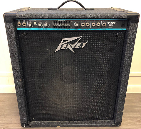 "Peavey USA ""TKO 80"" Bass Guitar Amplifier"