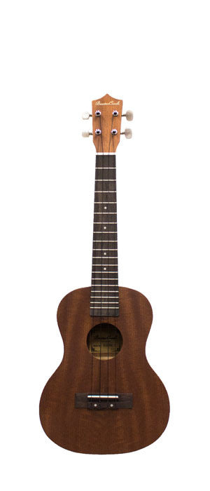 BEAVER CREEK TENOR UKULELE, MAHOGANY,  w/ BAG