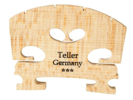 TELLER FITTED VIOLIN BRIDGE, 4/4
