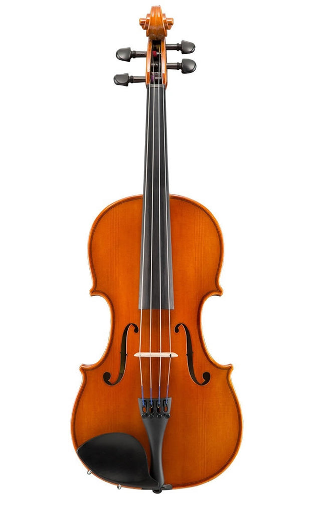 ANDREAS EASTMAN VIOLIN OUTFIT, 4/4 SIZE, FIBERGLASS  BOW, ABS SHAPED CASE