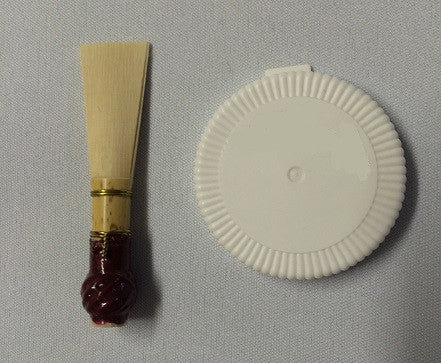 WALTON PROFESSIONAL BASSOON REED # 4 - HARD