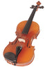 "Wm. LEWIS & SON ""DEVONSHIRE""  VIOLIN OUTFIT, 3/4 SIZE, FIBERGLASS BOW, SHAPED CASE"