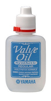 "YAMAHA SYNTHETIC ""REGULAR"" VALVE OIL"