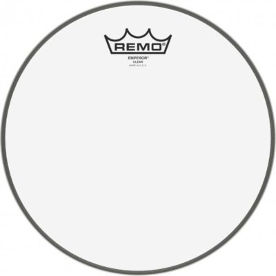 "REMO EMPEROR BATTER HEAD, 10"" CLEAR"
