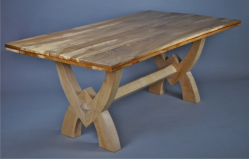 bespoke handcrafted dining room tables r j williams designs