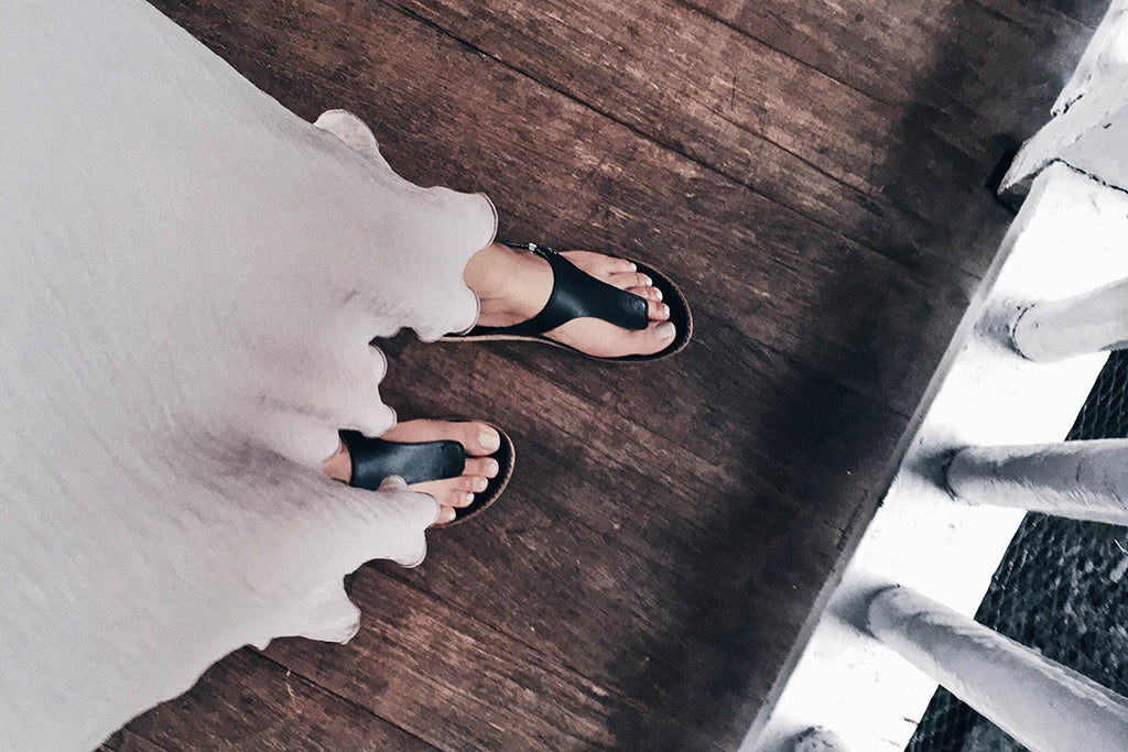 naked feet shoes hadidd sandals blog dayinmydreams instagram