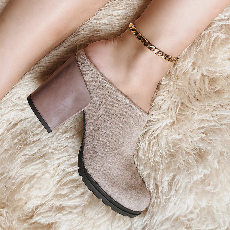 PROPER in NATURAL Mules