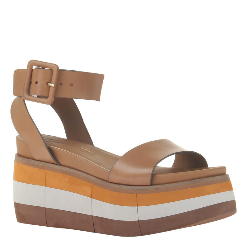 Altezza woman sandal in boxwood