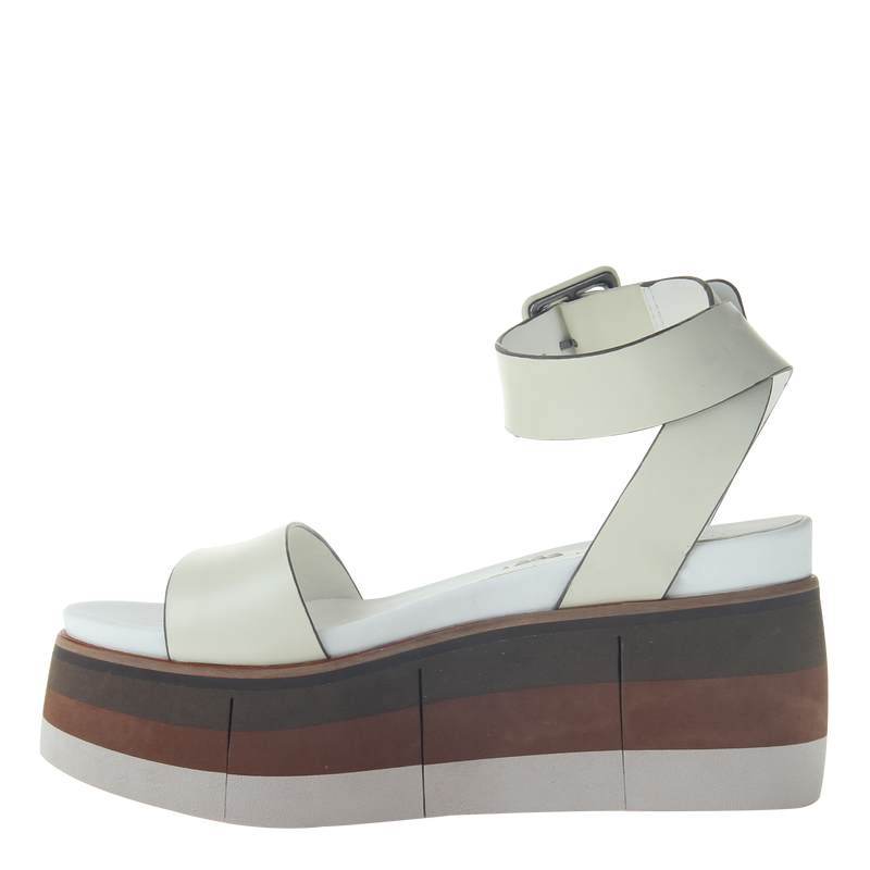 Altezza women sandal in ice left