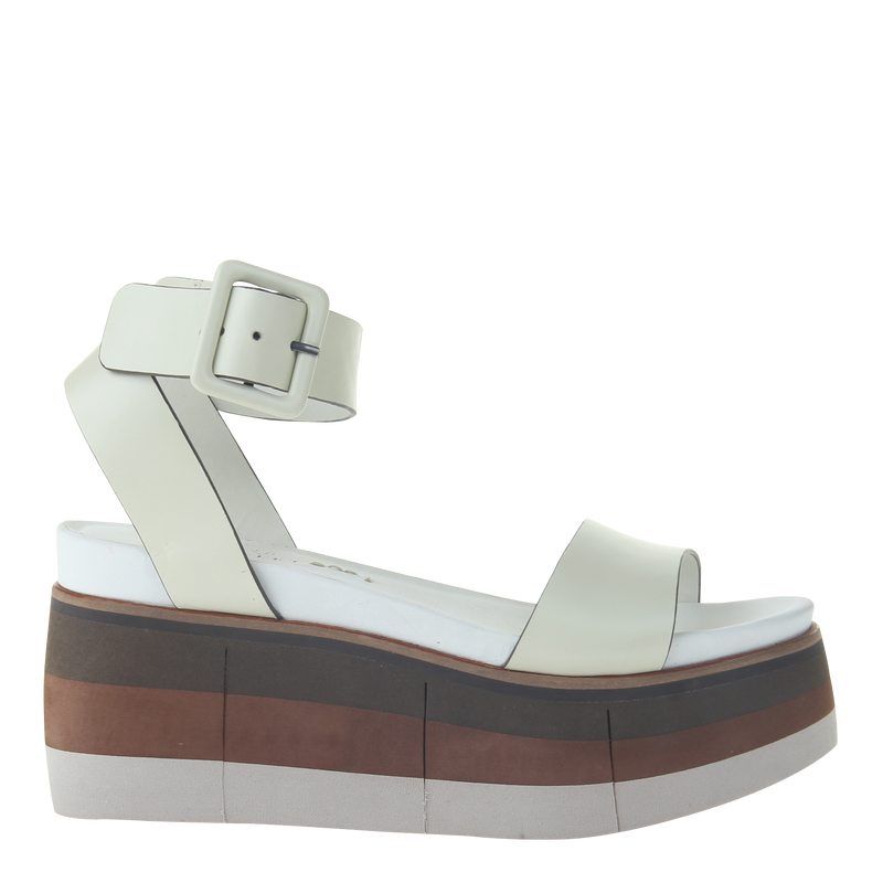 Altezza women sandal in ice side