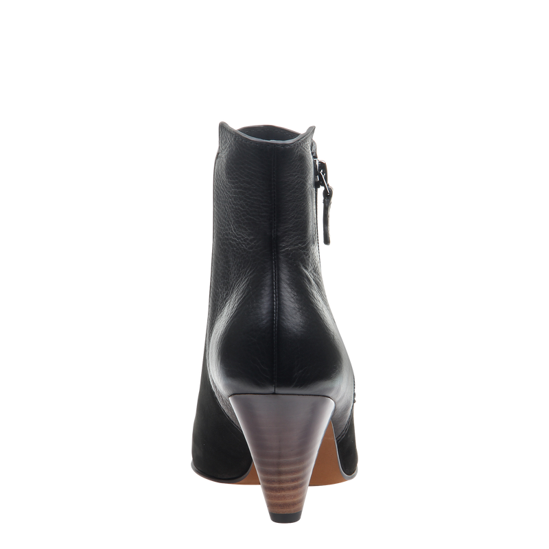 Womens boot Argo in Black back