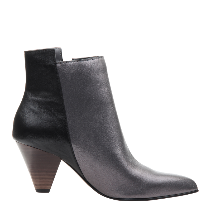 Womens boot Argo in dark pewter right