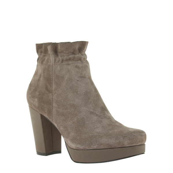 Womens bootie attis in grey