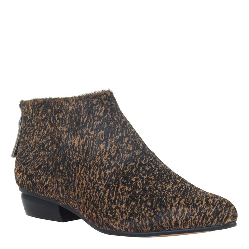 CHI in BROWN SUGAR Ankle Boots
